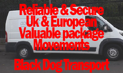 Secure reliable european package movements